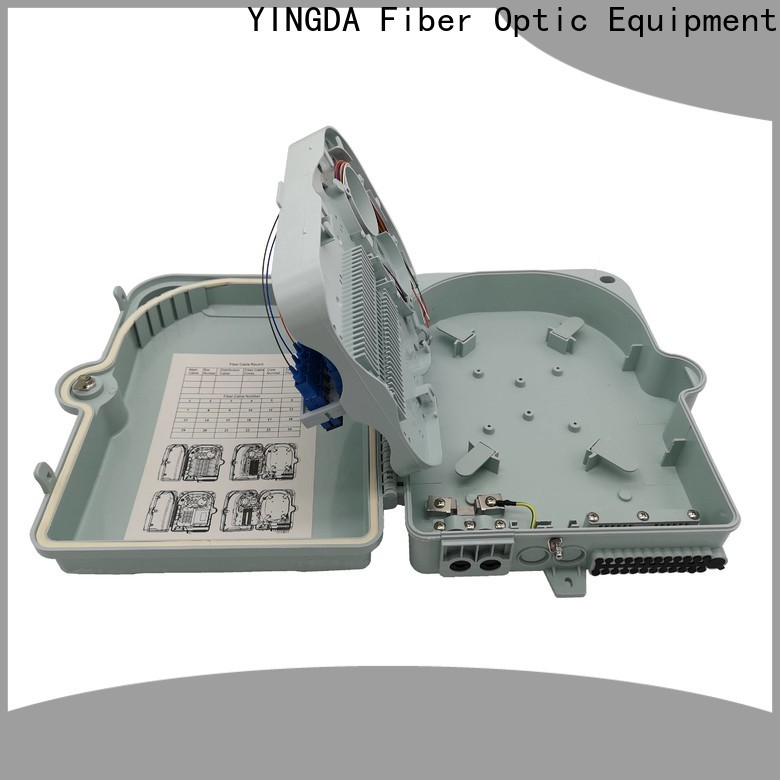 YINGDA Latest fiber box manufacturers for the wiring connection
