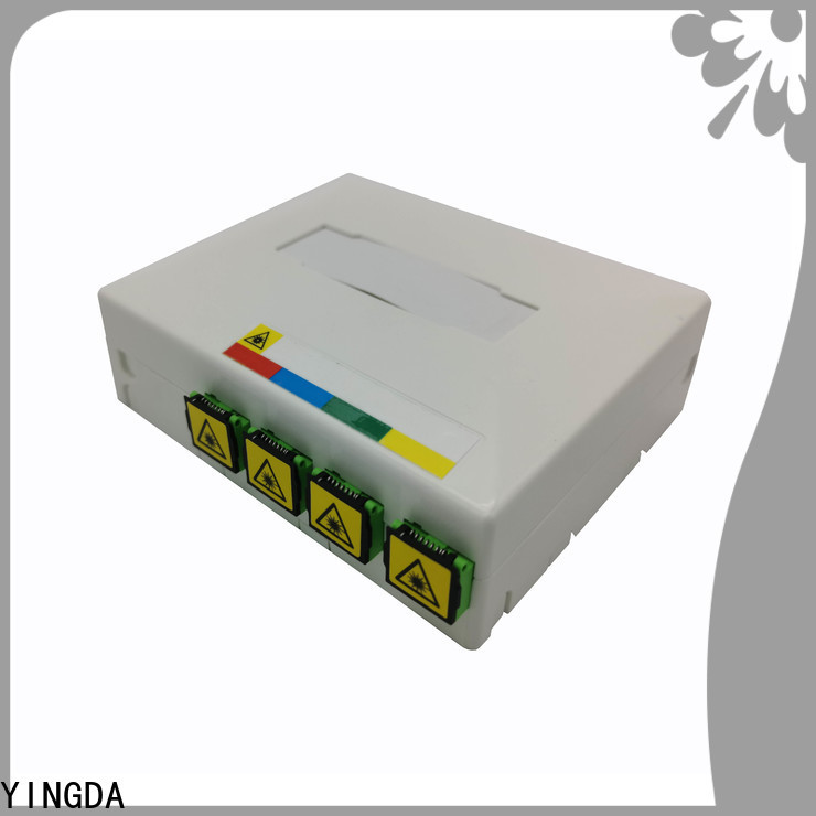 New fiber termination box manufacturers factory For connection