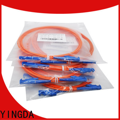 YINGDA fiber patch cord suppliers Suppliers for optical fiber communication system