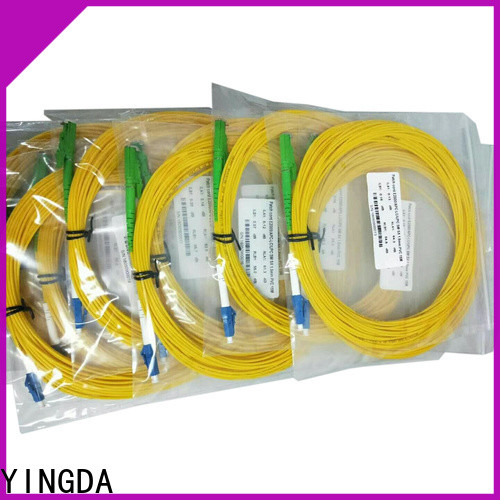 YINGDA Wholesale patch cord fiber optic price company for optical fiber communication system