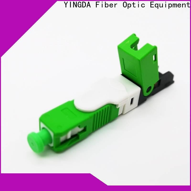Best fiber optic cable connectors For connection