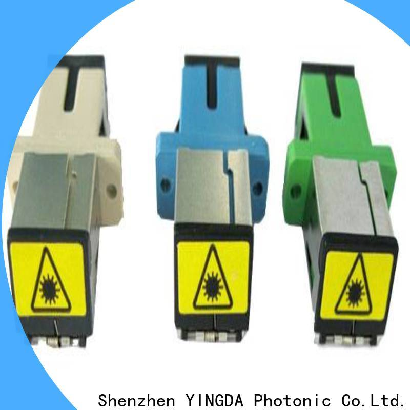 YINGDA High-quality fast fiber connector kit company for simple and fast field termination of single fibers