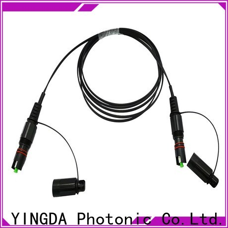 YINGDA fc to sc patch cord Supply for optical fiber data transmission and local area network