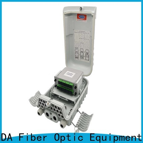 YINGDA fiber optic box wall Supply For fiber optic systems