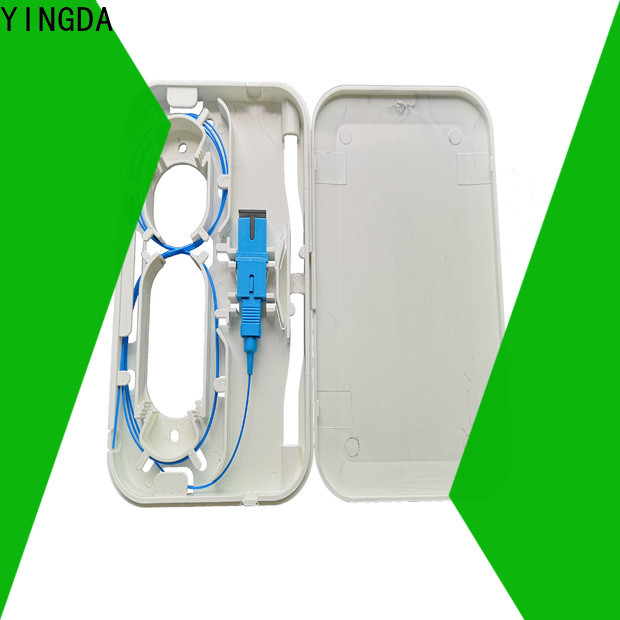 YINGDA fiber faceplate for business For connection