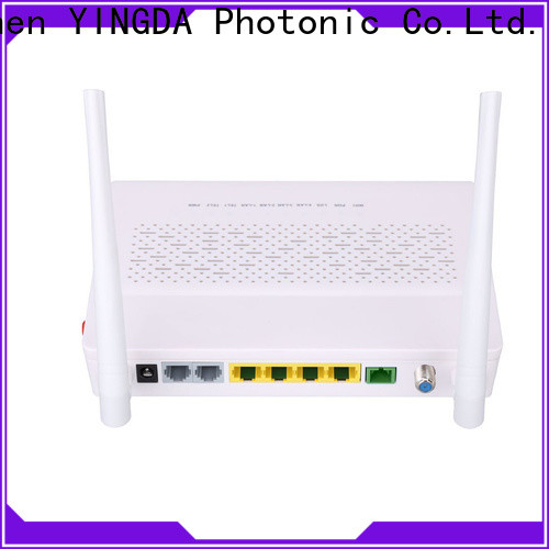 Latest fiber optic devices for VOIP application