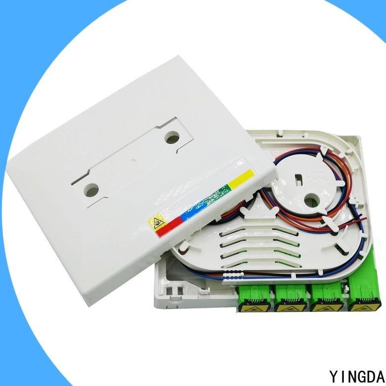 YINGDA fiber termination box manufacturers factory For network equipment