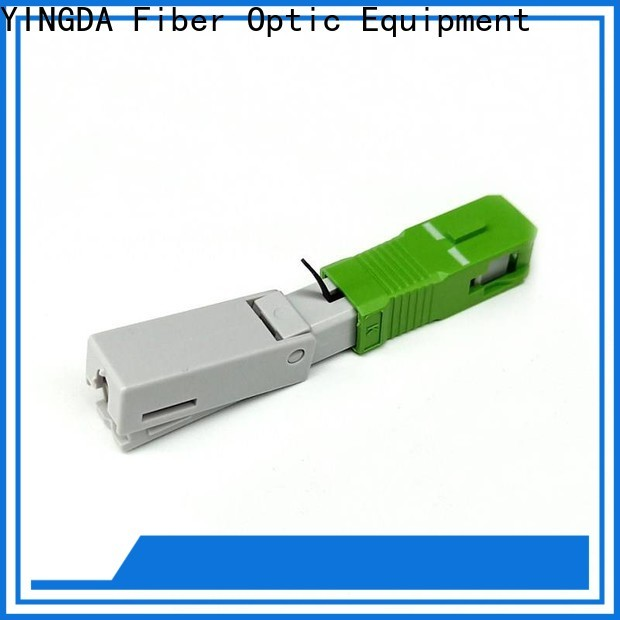 High-quality fiber optic connector price for Field Installation connect