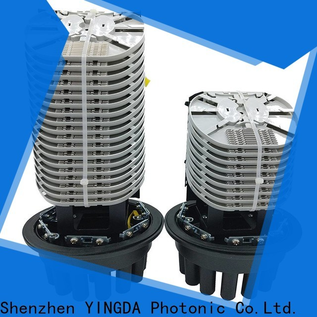 YINGDA fiber optic splice enclosure manufacturers for resistant to outdoor conditions