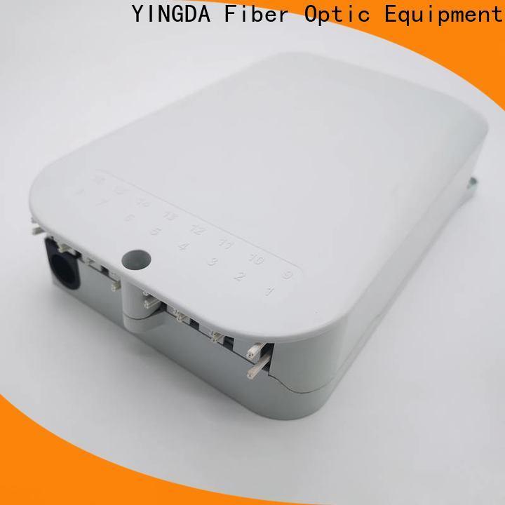 Wholesale indoor fiber termination box Supply on wall or desktop