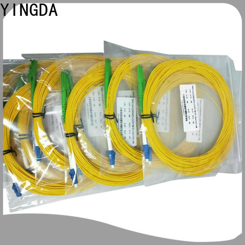 YINGDA optical patch cable Supply for the patch cord from the equipment to the optical fiber cabling link