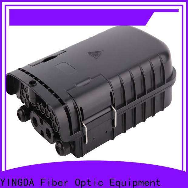 YINGDA optical fiber cable distribution box manufacturers For network equipment