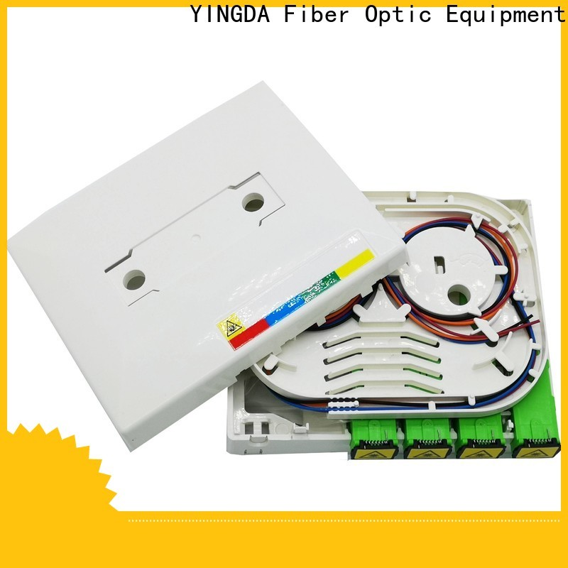 Top indoor fiber termination box Suppliers For network