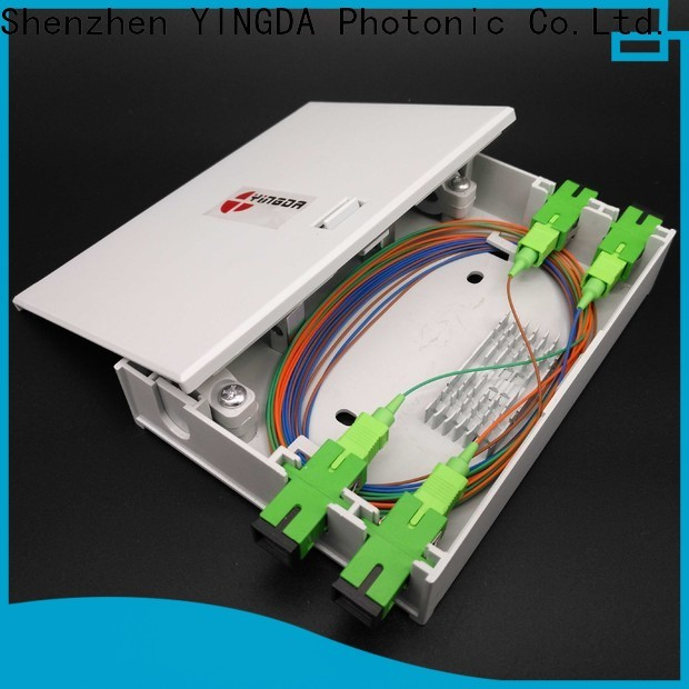YINGDA High-quality outdoor fiber termination box Supply For network equipment
