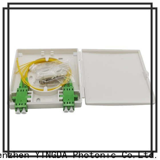 YINGDA ftb fiber termination box manufacturers on wall or desktop