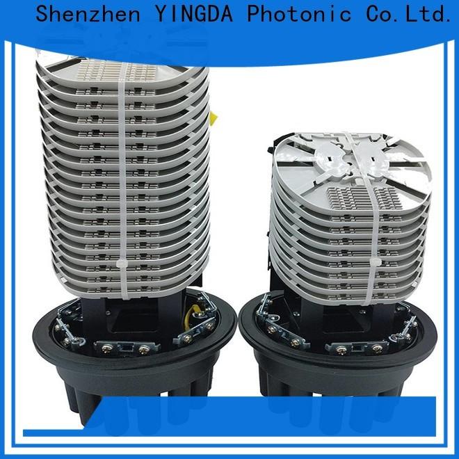 YINGDA Latest outdoor fiber splice enclosure manufacturers For network equipment