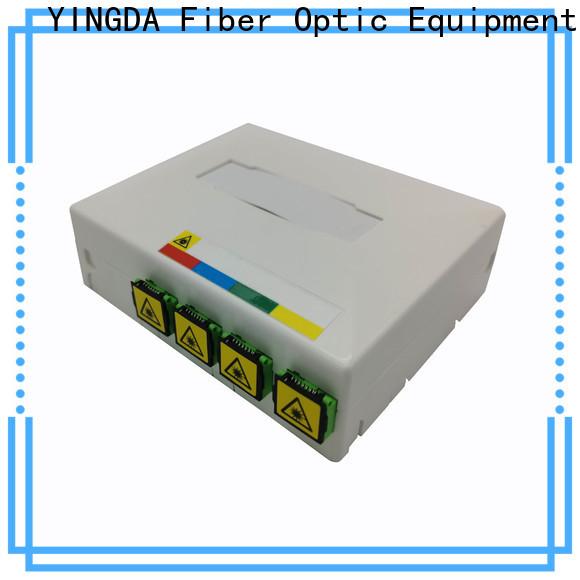 YINGDA New ftb fiber termination box factory For network equipment