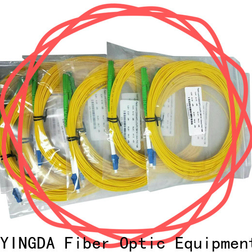 YINGDA fc to sc patch cord manufacturers For network equipment