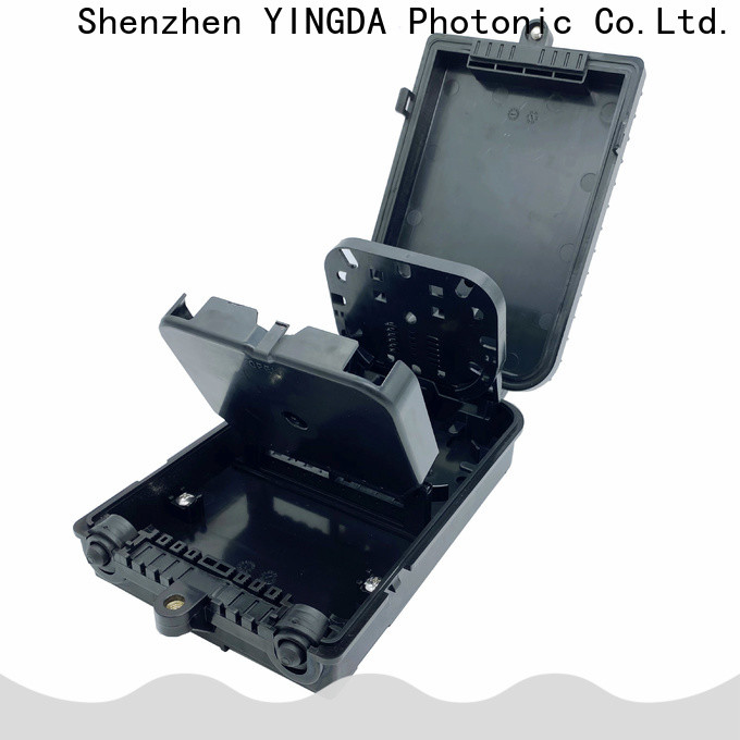 YINGDA splitter box for fiber optic cable Suppliers for the use of optical fiber terminal points