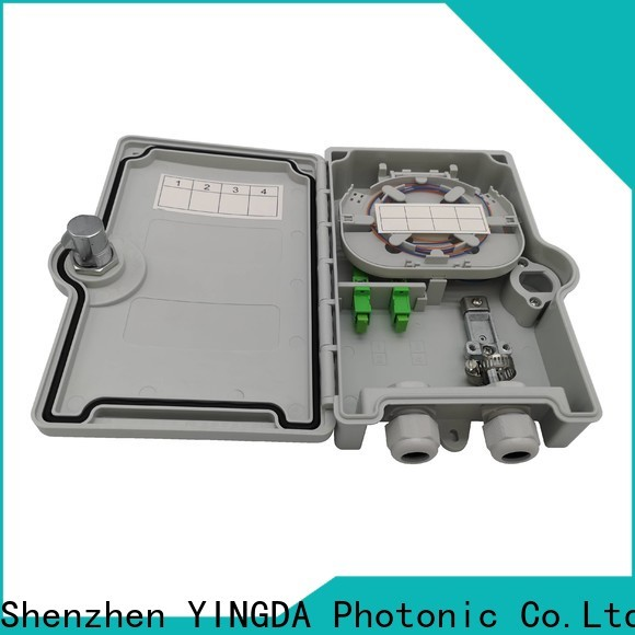 High-quality fiber optic distribution unit company for the use of optical fiber terminal points
